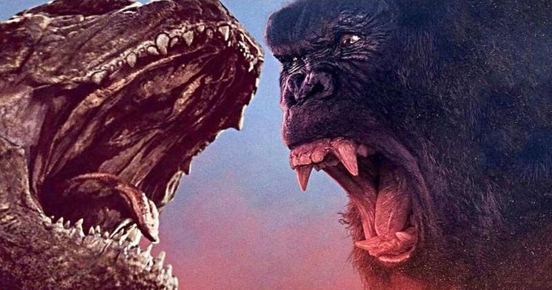 Godzilla vs. Kong - Íme a nagy összecsapás első képkockái