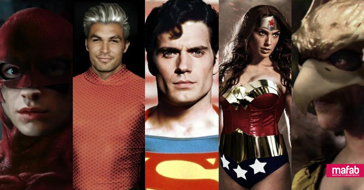 Ilyenek lennének a DC hősök eredetileg a képregények alapján (galéria)