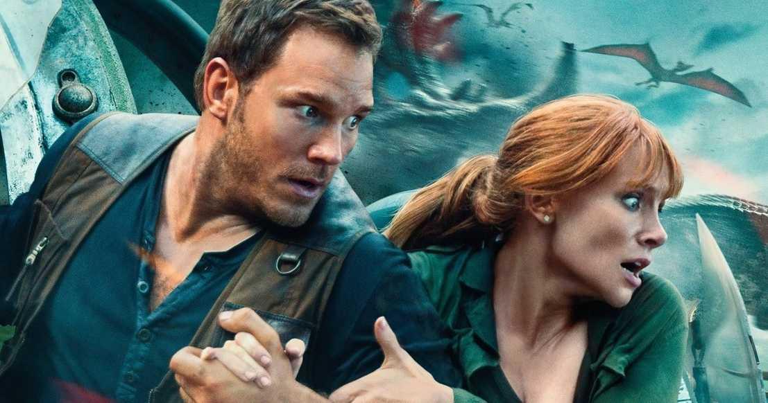 Chris Prattnek leesett az álla a Jurassic World 3 sztorijától