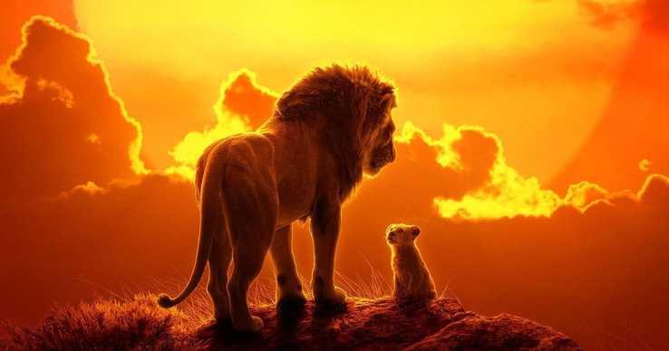 Vadonatúj jelenetek Az oroszlánkirály új előzetesében