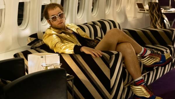 Rocketman: Fantasy musical lesz az Elton John-film