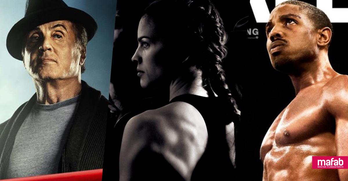TOP15: A legjobb bokszfilmek