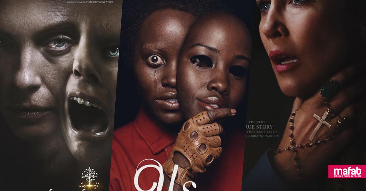 TOPLISTA: Minden idők legjobb horrorfilm előzetesei