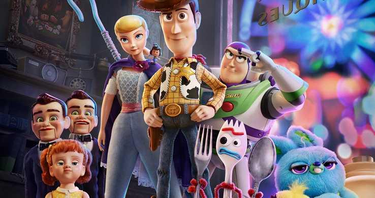 Végre itt a Toy Story 4 teljes előzetese!
