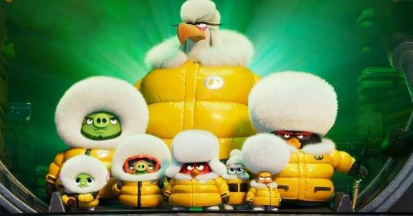Angry Birds 2 előzetesében összefognak a madarak és a malacok