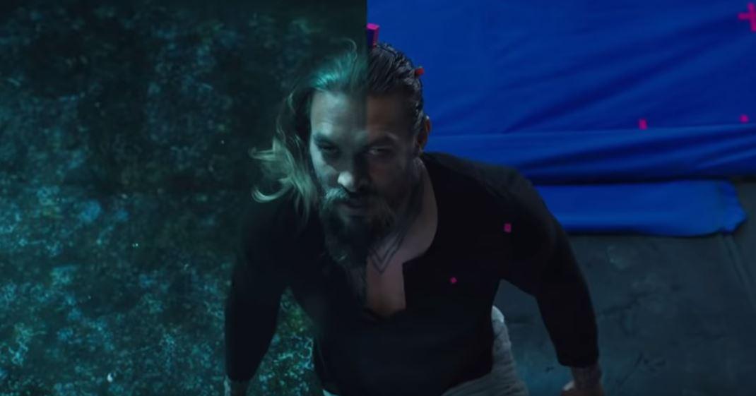 Így készült az Aquaman lélegzetelállító látványa (videó)
