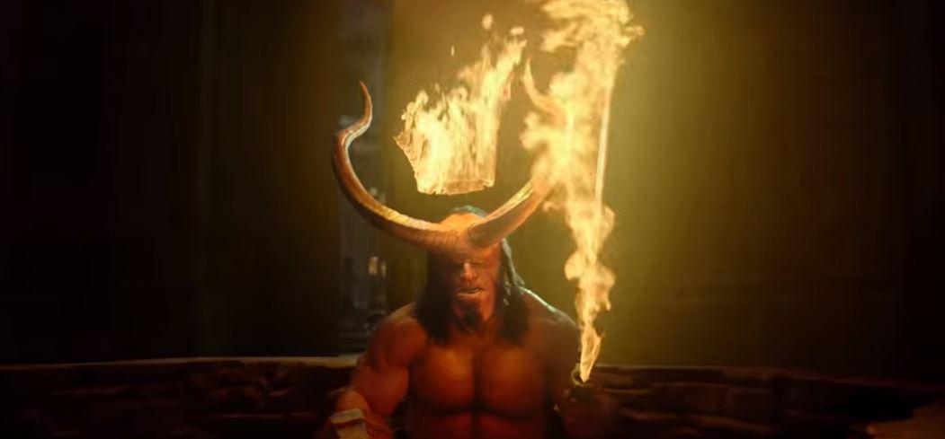 Végre itt a Hellboy magyar szinkronos előzetese