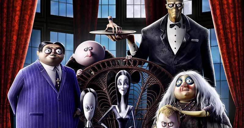 Addams Family – A galád család: Befutott az első előzetes!