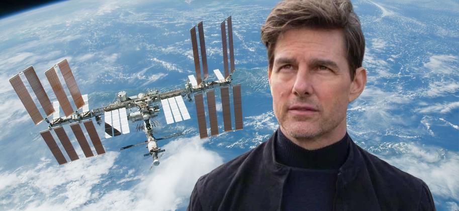 A NASA megerősítette, Tom Cruise a Nemzetközi Űrállomáson forgatja új filmjét