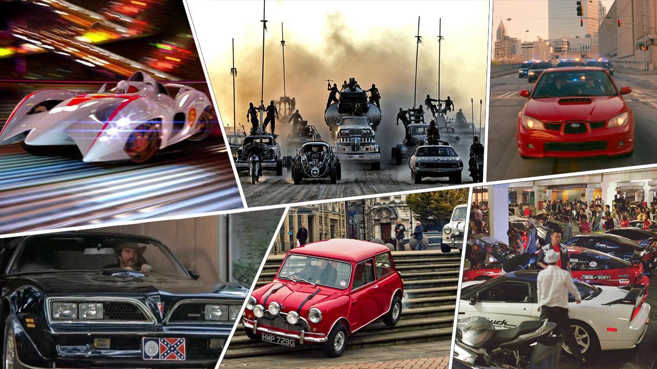 20 autós film, amit látnod kell!