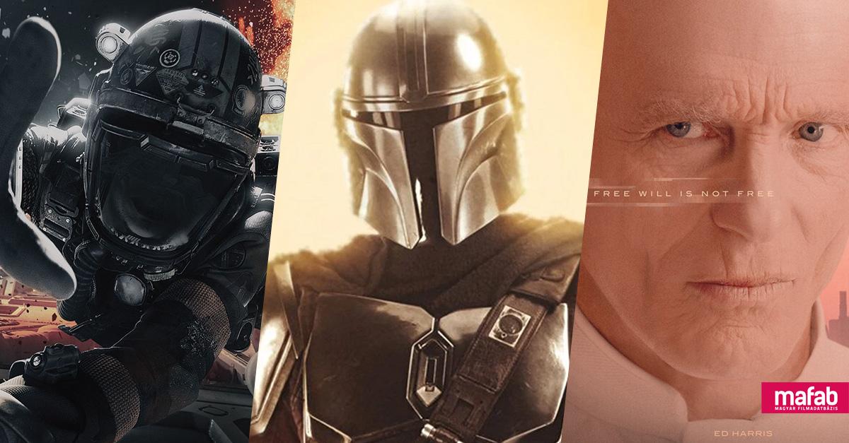 Ezek 21. század (eddigi) legjobb sci-fi sorozatai