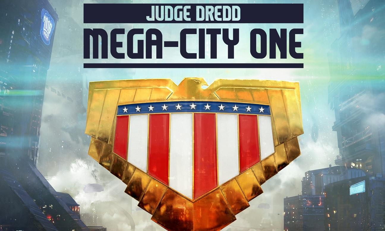 Most már biztos, jön a Dredd bíró sorozat!