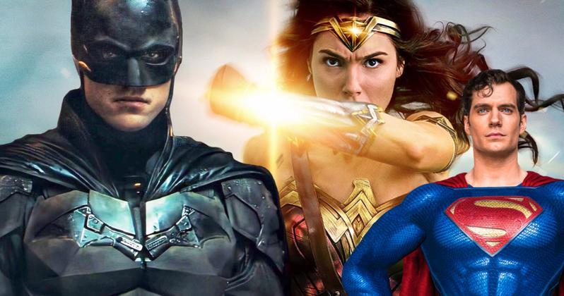 Hoppá, Superman és Wonder Woman is felbukkan a Robert Pattinson-féle Batmanben?