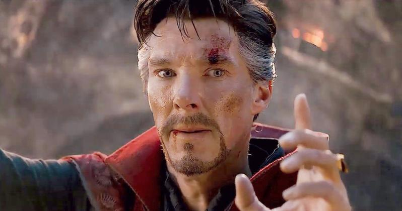 Benedict Cumberbatch improvizálta a Végjáték kulcsjelenetét