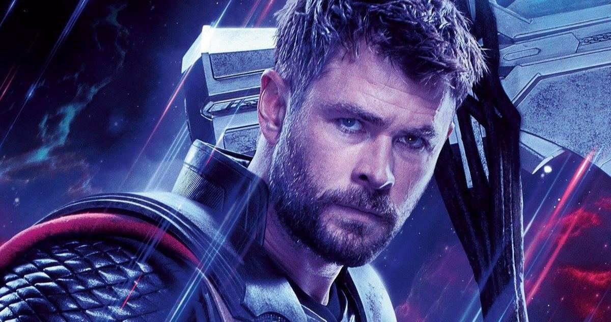 Chris Hemsworth új fotójára nem igazán találni szavakat