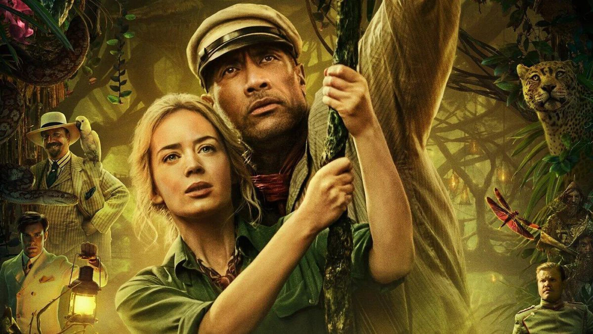 Öveket becsatolni, eszméletlenül kalandos Dwayne Johnson új filmjének, a  Dzsungeltúra előzetese! - Mafab.hu