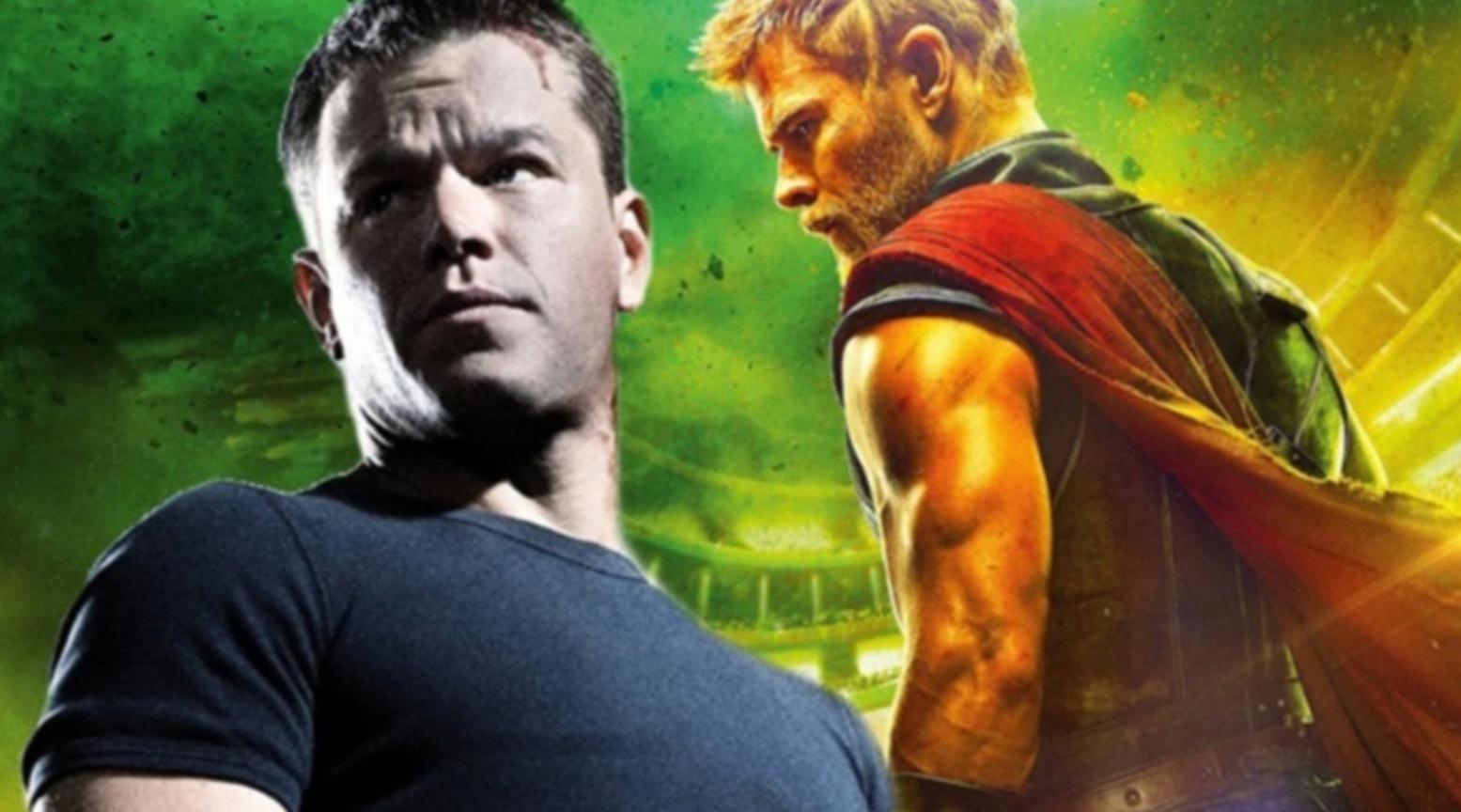 Matt Damon is csatlakozott a Marvel moziverzumához! (Thor 4)