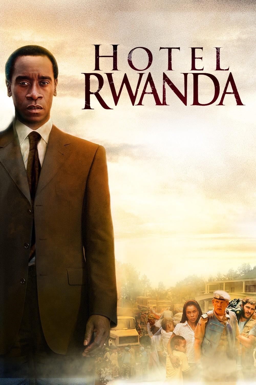 Ruanda Oteli – Hotel Rwanda 2004 Türkçe Dublaj izle