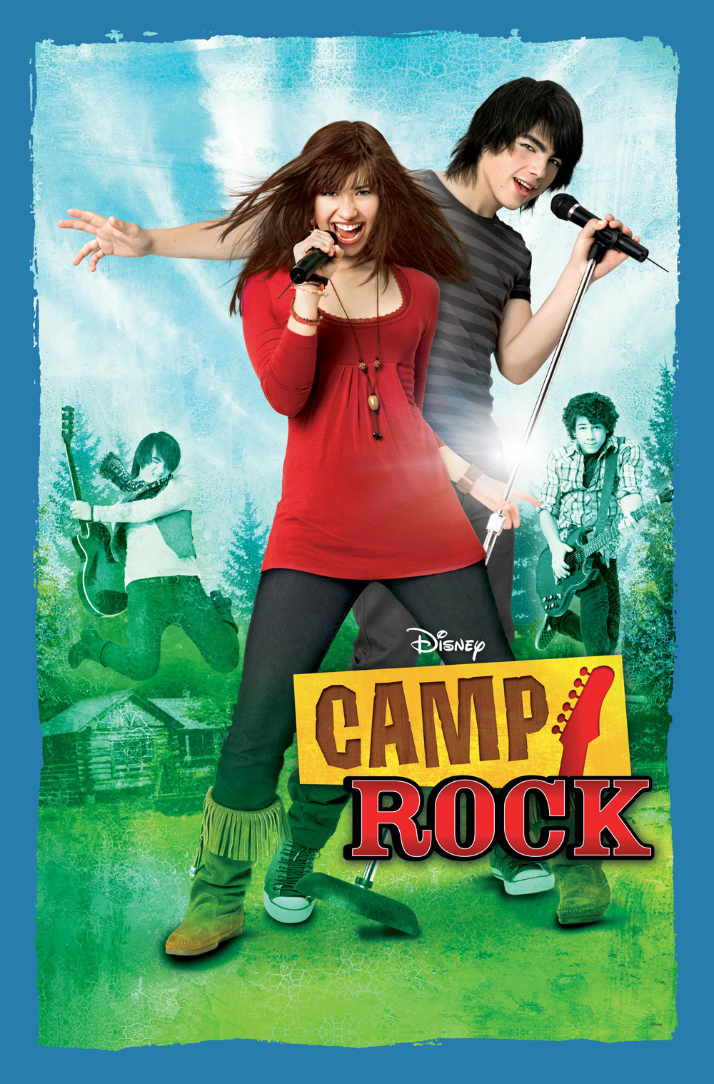 Rocktabor Camp Rock 2008 Mafab Hu