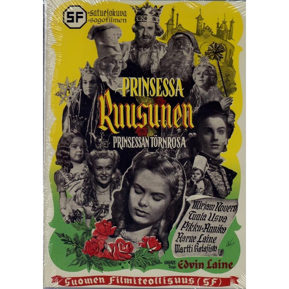 Prinsessa Ruusunen 1949