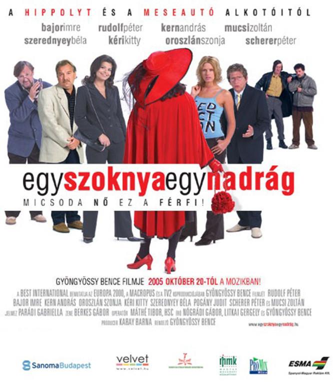 Egy Szoknya Egy Nadrág 2005 Teljes Filmadatlap Mafab Hu