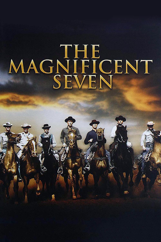 A Het Mesterlovesz The Magnificent Seven 1960 Mafab Hu