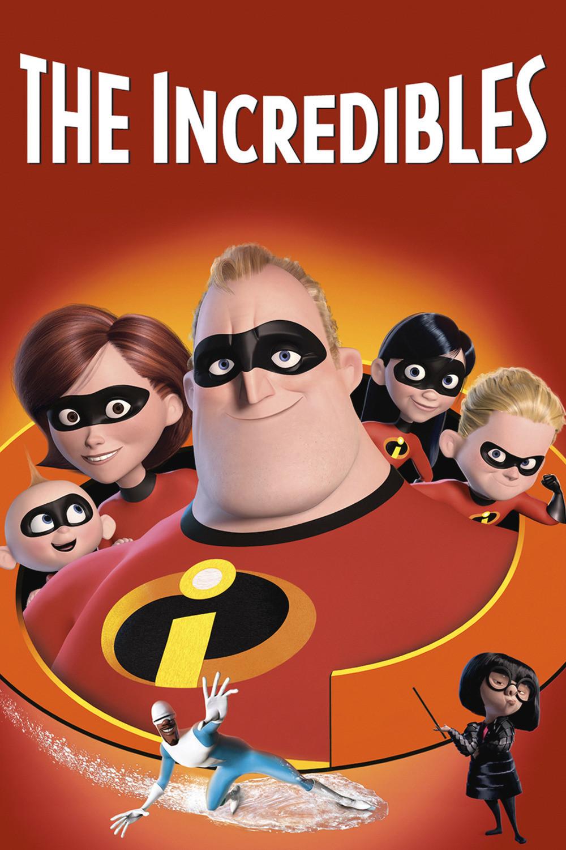 A Hihetetlen Csalad The Incredibles 2004 Mafab Hu