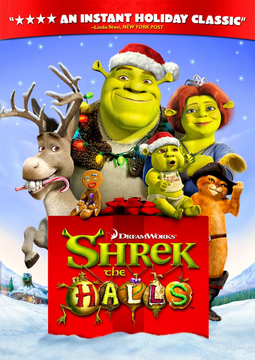 Shrekbol Az Angyal Shrek The Halls 2007 Mafab Hu