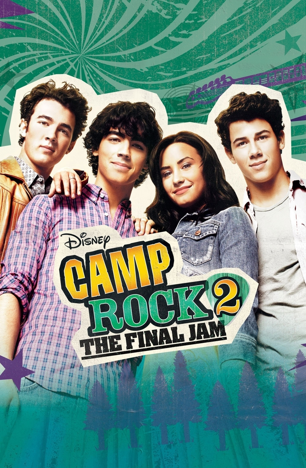 Rocktabor 2 A Zarobuli Camp Rock 2 The Final Jam 2010 Mafab Hu