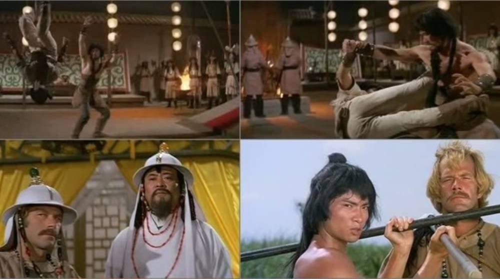 Shaolin tanítványok
