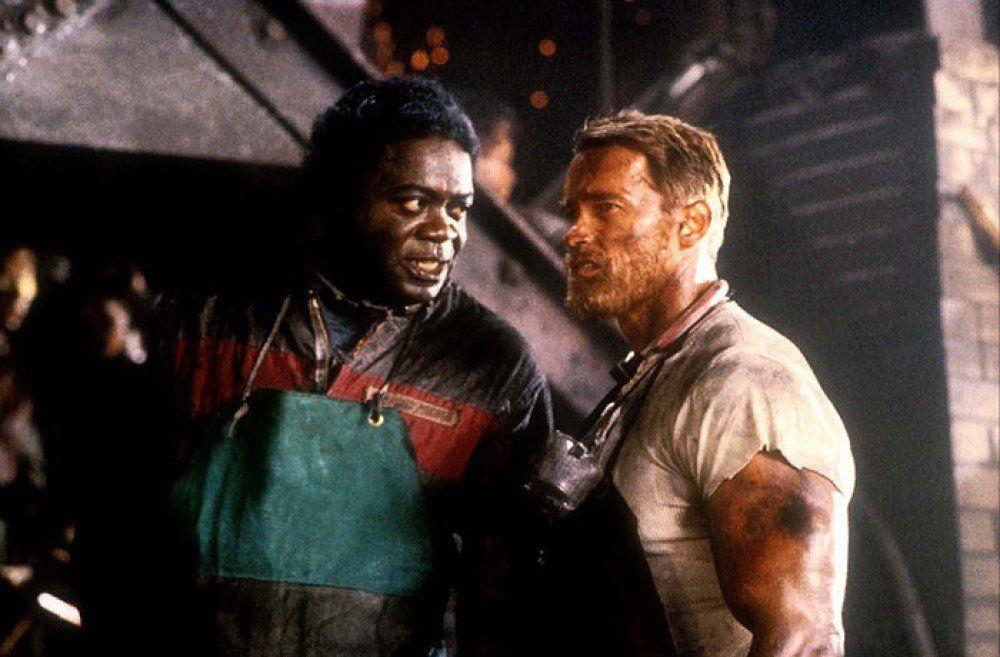 A 80-as évek hangulata Schwarzeneggerrel