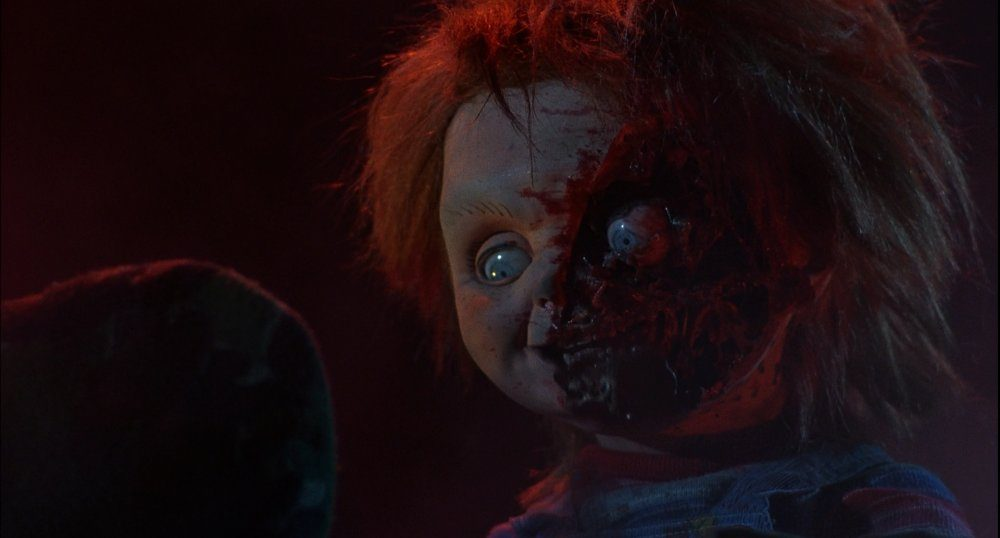 Katonadolog, Chucky!