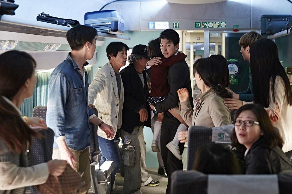 Zombi apokalipszis koreai módra