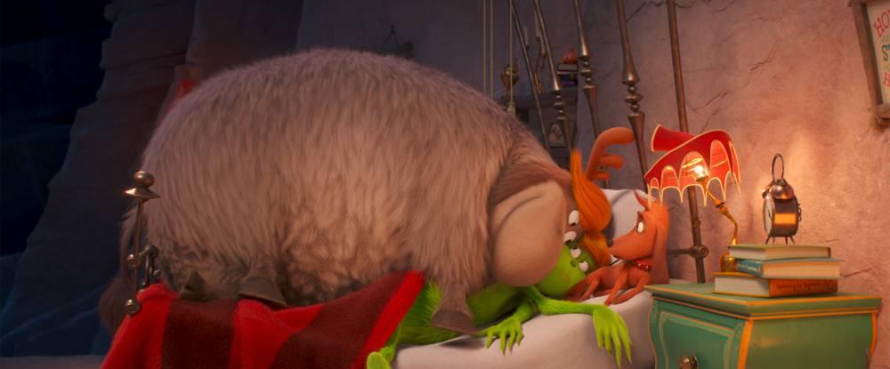Dr. Seuss bemutatja: Zöld szörmók némi karácsony fóbiával