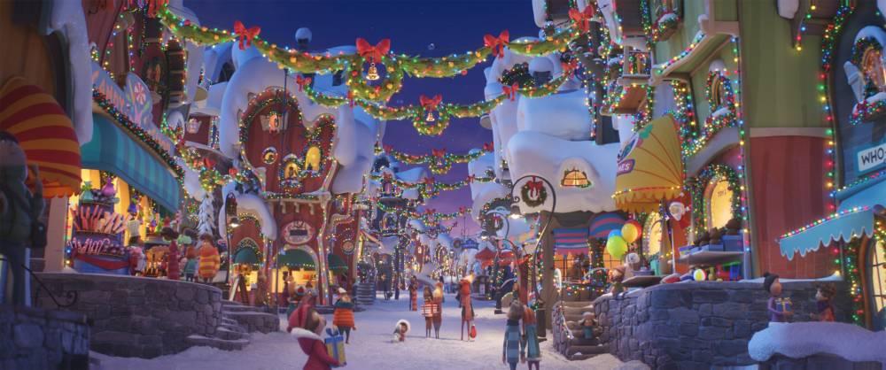 Karácsonyi GRUncs avagy nem minden Grincs ami giccs.