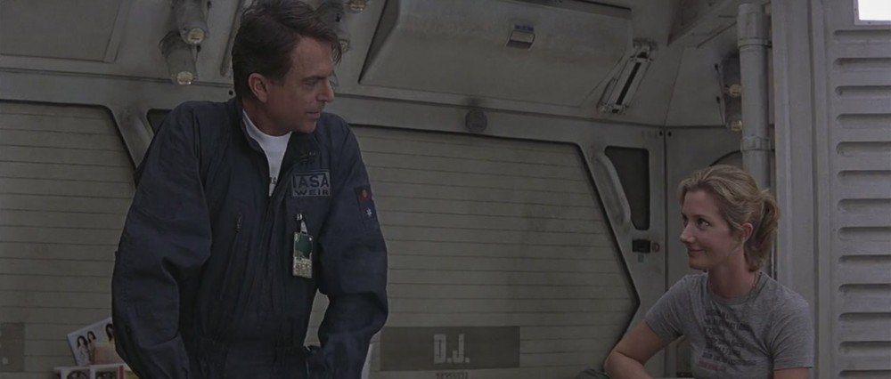 Egy pokoli űrhajó, talán a pokolból