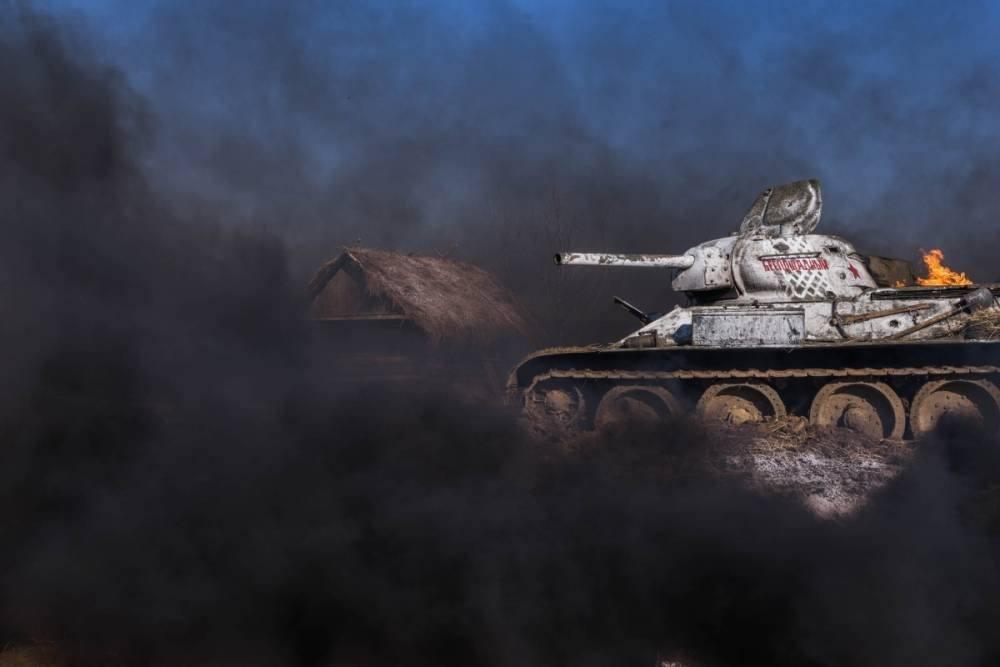 T-34 realitások nélkül