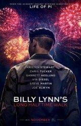 Billy Lynn hosszú, félidei sétája