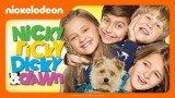 Nicky, Ricky, Dicky és Dawn