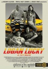 Logan Lucky - A tuti balhé