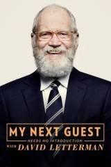 David Letterman: A következő vendégemet nem kell bemutatni