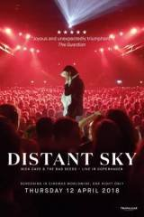 Distant Sky: Nick Cave & The Bad Seeds élőben Koppenhágában