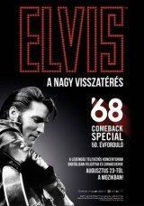 Elvis Presley 1968 - A nagy visszatérés