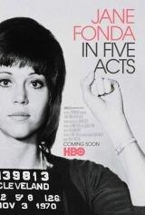Jane Fonda öt felvonásban