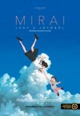 Mirai - Lány a jövőből