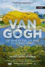 A művészet templomai: Van Gogh - Búzamezők és borús égbolt között