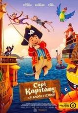 Cápi kapitány – Kalandos vizeken