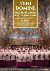 Veni Domine – Adventi koncert a Sixtus-kápolnában