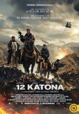12 katona
