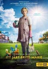 Itt járt Britt-Marie